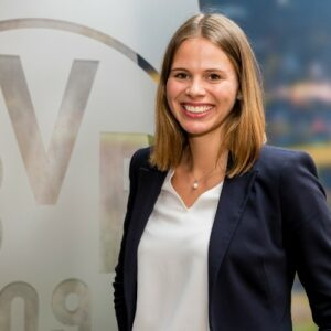 Corinna Borgmann | Head of HR | BVB